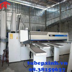 sản xuất tủ bếp hiện đại