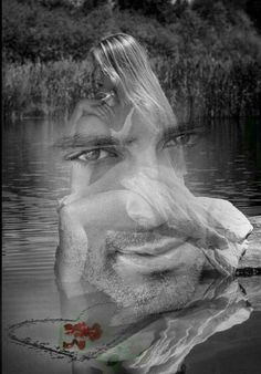 Forever in Love With You added a new photo. Double Exposure Photography, Love Photography, Romantic Pictures, Romance And Love, Beautiful Gif, Illusion Art, Love Images, Romantic Couples, Photo Manipulation