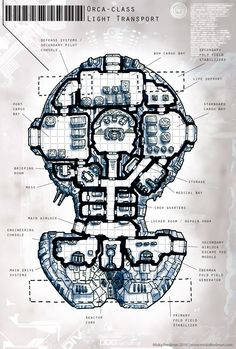 30 Best Swn Starship Space Station Maps Deck Plans Images