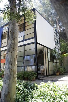 Charles and Ray Eames House, Santa Monica, CA