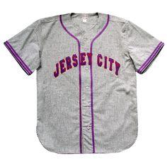 Jersey City Giants 1946 Road