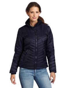 Columbia Womens Supa Kaleida Jacket Ebony Blue Medium >>> Details can be found by clicking on the image.