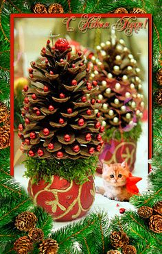 Pine Cone Christmas Trees diy crafts christmas easy crafts diy ideas pinecones pine cones christmas gifts christmas crafts christmas decor christmas diy christmas crafts for kids