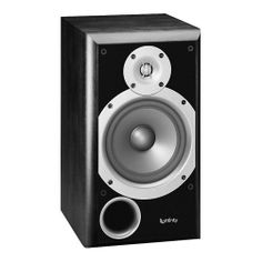 @ShopAndThinkBig.com - Prepare To Raise Your Expectations, And Experience Home Entertainment At A New Level Of Clarity And Realism With The Infinity Primus P143 Two-Way 4 Inch Bookshelf/satellite Speaker. With Its Mmd Transducer Technology And Seamless Component Architecture Working In Unison To Eliminate Unwanted Resonance Modes, The Primus Doesn't Spray, It Immerses, Rolling Over The Listener With Warm, Rich Sound The Way Live Music Does. Pair It With Any Of The Other Primus Mmd-Equipped…