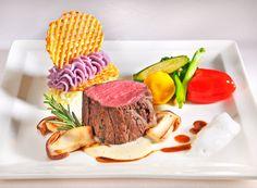 Kulinarischer Hochgenuss in unserem Restaurant Steak, Restaurants, Gourmet, Steaks, Restaurant