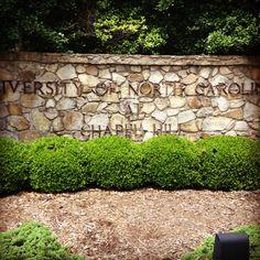 UNC @ Chapel Hill
