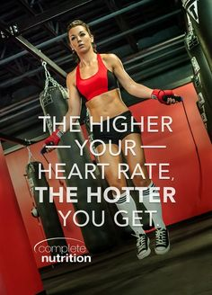 The higher your heart rate, the hotter your get.  The GymRa - Google+ - Get yourself in the best shape of your life with