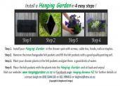 Hanging Gardens Photos green walls, vertical gardens, natural habitats, green air » Hanging Gardens, Vertical Gardens, Green Walls, Green ai...