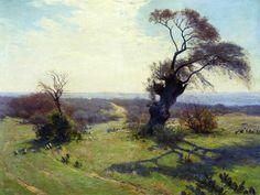 Julian Onderdonk'sSpring Mornings(1911-1913)