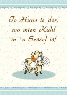 Norddeutsch,Plattdeutsch,Postkarte