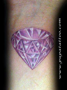 Tatuaje diamante Pupa Tattoo Granada | Pupa Tattoo Art Gall ...