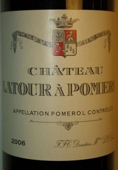 2006 Château Latour à Pomerol