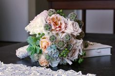 wedding-flower-inspiration-vintage-succulent-lace-wedding-bouquet.full.jpg (800×533)