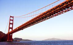 Golden Gate Bridge in San Francisco. Golden Gate Bridge, Creative Photography, Original Image, San Francisco