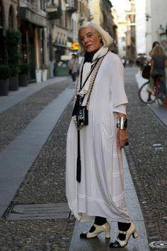 Пусть боится седина! (трафик) / Street Style / модный сайт Вторая улица - «I see it, I like it, I make it!»