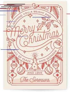 10+ Creative Christmas Poster Design Ideas & Examples - Daily Design Inspiration #46 Get inspired by 10+ poster examples to create the perfect creative Christmas poster! And make sure everyone knows about your Christmas or Holiday event.