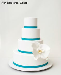 Ron Ben Israel – Wedding Cakes | Americas Bride Magazine