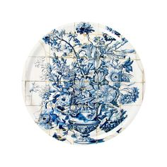 kék mintás nyírfa tálca Photo Look, Delft, Tray, Blue And White, Plates, Tableware, Gifts, Collection, Design