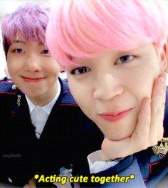 RM & Jimin