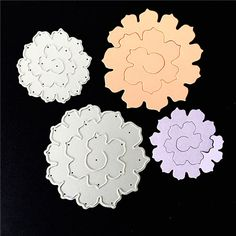 Rose Flower Dies Cuts Metal Cutting Dies DIY Scrapbooking Embossing Craft DIY Paper Cards snijmal Flower Roll-in Underwear from Mother & Kids on Aliexpress.com | Alibaba Group
