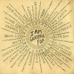 ...grateful