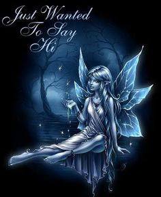 Fairie Mystical Sexy Fairy | Hi/Hello Sexy Comments And Graphics