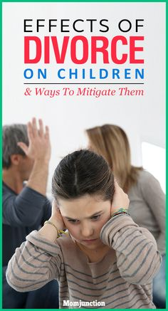 10 Negative Effects Of Divorce On Children And Ways To Mitigate Them Divorce can be heartbreaking, and the effects of divorce on children can be disastrous. But, you can mitigate the negative effects of it. Learn more here. Dealing With Divorce, Divorce With Kids, Children Of Divorce, Divorce Parents, Free Divorce, Single Parenting, Kids And Parenting, Parenting Blogs, Divorce Forms