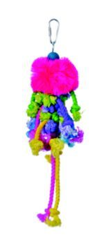 Prevue Calypso Creations Braided Bunch Bird Toy « Pet Advertisings