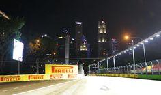 """Pirelli desplazará los neumáticos más blandos de su gama al circuito urbano de Marina Bay, escenario, este fin de semana, del GP de Singapur de Fórmula 1. Según Paul Hembery, la carrera nocturna """"promete ser emocionante e impredecible""""."""