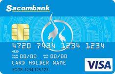 Hướng Dẫn Đăng Ký Làm Thẻ Tín Dụng Sacombank Mới Nhất Banner Gif, Card Holder, Names, Youtube, Youtubers, Youtube Movies
