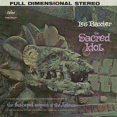 Les Baxter – Sacred Idol (1960)