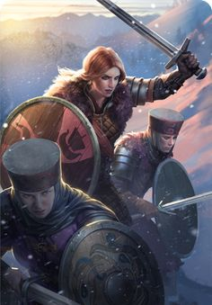 Category:The Witcher 3 images — Gwent card art | Witcher Wiki | Fandom powered by Wikia