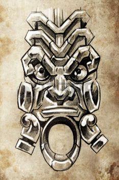 Simbolos Mexicanos Tattoo Diseños Buscar Con Google Tatuajes