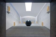 Tadao Ando --> Chichu Art Museum