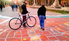 Un mapa gigante y una app con motivo del Tricentenario de Barcelona | Museografía y tecnología móvil