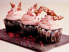 Yogurette-Cupcakes selber machen - so geht's | LECKER