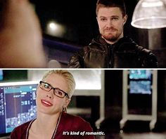 Arrow - Oliver & Felicity #4.14 #Olicity