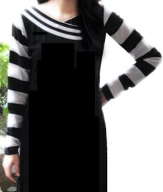 Black and white Pakistani style long kurti Indian Dresses, Indian Outfits, Indian Clothes, Girl Fashion, Fashion Dresses, Long Kurtis, Saree Dress, Kurta Designs, Western Outfits