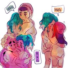 Oxenfree ~ My precious babies T-T