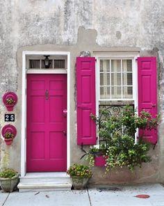 front #doors rock candy via sash windows london