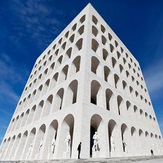 Fendi has moved into its new headquarters at Rome's Palazzo della Civiltà Italiana – a six-storey building commissioned by dictator Benito Mussolini in 1943