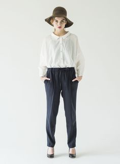 SINDEE 15A/W 「Puffy Blouse」