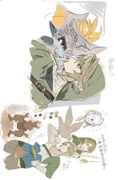 Link And Midna, Best Hero, Twilight Princess, Legend Of Zelda, Cute Drawings, Game Art, Video Games, Anime, Gaming