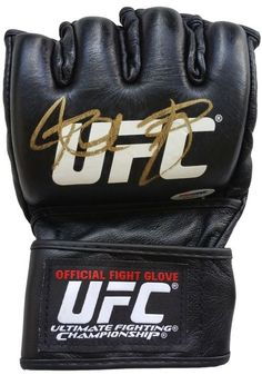 Ronda Rousey Signed Autographed Official UFC Fight Glove PSA AB69824