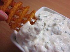 Mau!kas ruokablogi: Kylmä fetakastike