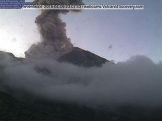 Volcanoes Today, 13 Apr 2015: Popocatépetl Volcano, Reventador, Tungurahua | TheSurvivalPlaceBlog