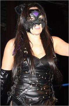 Japanese Womens Wrestling: Miss Mongol - Japanese Women Wrestling