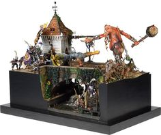 Warhammer - Scenery