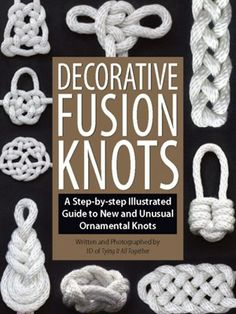 Click this cover for a(n) eBook sample of Decorative Fusion Knots