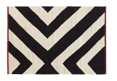 """Mélange Zoom"" is a rug designed by Sybilla and produced by Nani Marquina. Kilim made in Pakistan by Afghan wool."